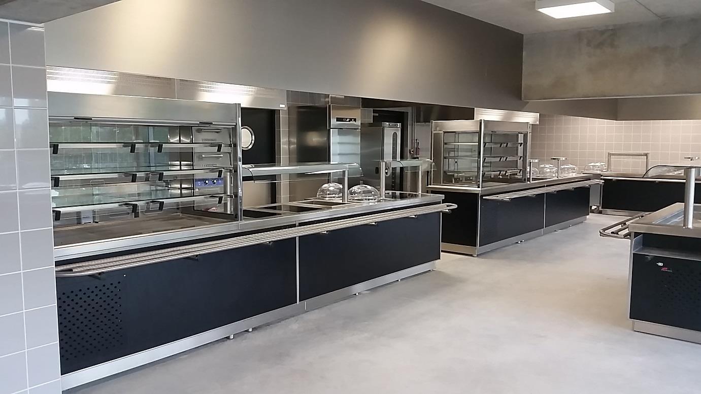 Installation et maintenance cuisine professionnelle froid 77 for Installation cuisine