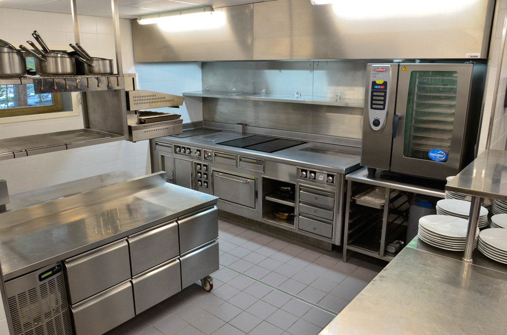 Installation et maintenance cuisine professionnelle froid 77 for Cuisine industrielle restaurant