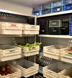 chambre froide fruits et legumes