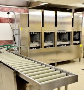 laveuse a avancement automatique - superieur a 600 couverts