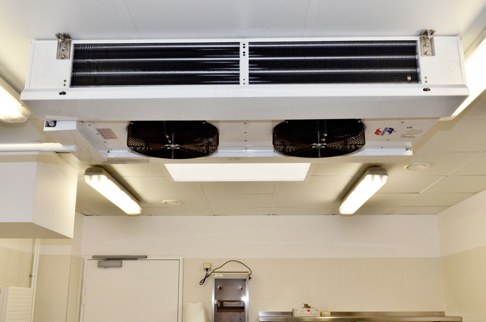 evaporateur double flux guntner