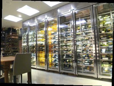 vitrines refrigerees
