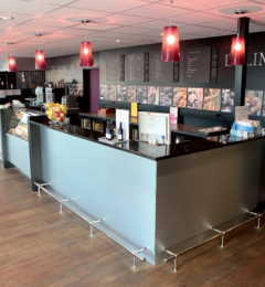 caféterie - restauration à emporter - salon de thé